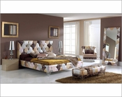 Modern Bedroom Set Made in Spain Tiffany 3313TF