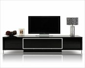 Modern Black Entertainment Center 44ENT4537