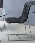 Modern Dining Chair in Black European Design 33D233 (Set of 4)