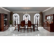 Modern Dining Room Set Carmen 3323CR