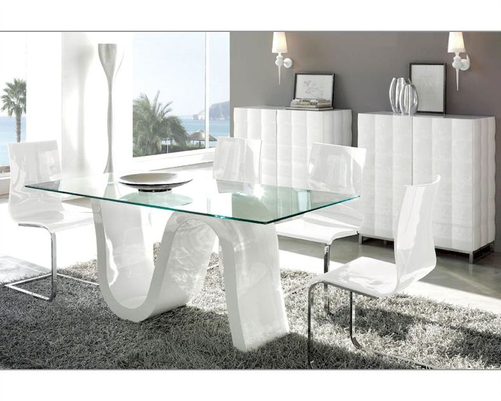 modern dining room tables modern dining tables as dining room  - glass top dining sets glass dining room sets modern dining