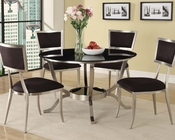 Modern Dining Set Abbott by Acme Furniture AC70015SET