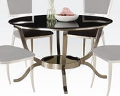 Modern Dining Table Abbott by Acme Furniture AC70015