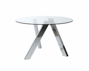 Modern Dining Table Fridrika by Euro Style EU-24216