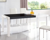 Modern Dining Table in White European Design 33D162