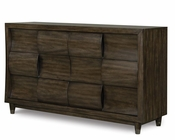 Modern Drawer Dresser Noma by Magnussen MG-B2640-20