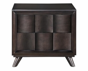 Modern Drawer Nightstand Beckham by Magnussen MG-B2563-01