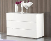 Modern Dresser Agata in White Made in Spain 33B335