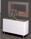 Modern Dresser in White Made in Spain 33B65