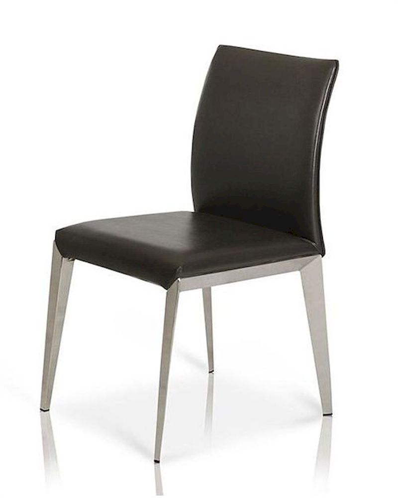 Modern Eco Leather Dining Chair 44d531y