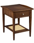 Modern End Table Mid Century by Hekman HE-951307MW
