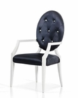 Modern Fabric Dining Chair 44D303B  (Set of 2)