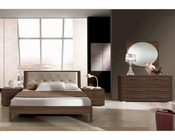 Modern Italian Bedroom Set Teseo 3313TS