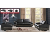 Modern Italian Leather Sofa Set ESF8001SET