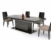 Modern Lacquer Dining Set 44D131T-SET