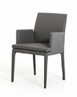 Modern Leatherette Dining Chair 44D3036