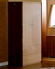 Modern Made in Italy Two Tone 2 Door Wardrobe 44B4217