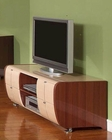 Modern Made in Italy Two Tone TV Chest 44B4220