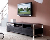 Modern Media Console in Black BM110-BLK