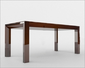 Modern Rectangular Dining Table Carmen 33221CR