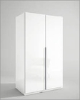 Modern Style 2 Door Wardrobe Made in Spain Sara 33161SR