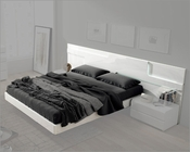 Modern Style Bed Made in Spain Sara 33140SR