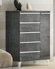 Modern Style Chest Made in Italy Elite 33160EI