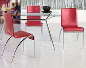Modern Style Dining Set by Euro Style EU-02290SET