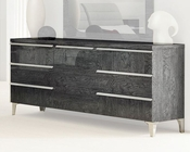 Modern Style Dresser Made in Italy Elite 33150EI