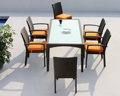 Modern Style Outdoor Dining Set 44P227-SET