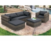 Modern Style Outdoor Sofa Set 44P119-SET