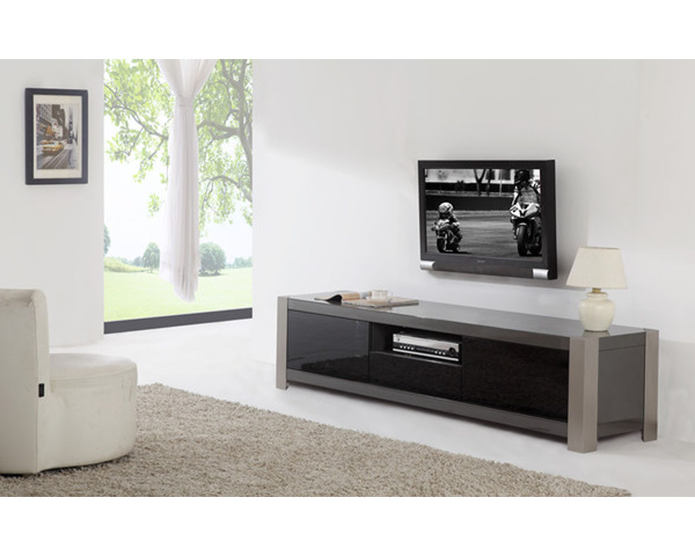 modern tv console tv stand black glass walnut with modern tv  - interesting awesome modern tv console in high gloss grey bm gry home designand remodelling with modern tv console
