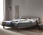 Modern Wenge Bed Made in Italy 44B159BD