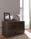 Modern Wenge Dresser Made in Italy 44B159DR