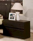 Modern Wenge Finish Night Stand Made in Italy 44B1713