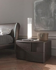 Modern Wenge Nightstand Made in Italy 44B159NS
