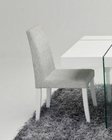 Modern White Dining Chair 44DWHT-CH