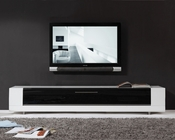 Modern White High Gloss TV Console BM-632-WHT