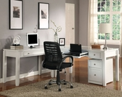 Modular Home Office Boca by Parker House PH-BOC-MSET3