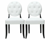 Modway Button Dining Chairs MY-EEI-912 (Set of 2)