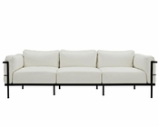 Modway Charles Grande Sofa in White MY-EEI-299