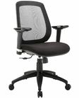 Modway Cruise AdjusTable Armrests Office Chair in Black MY-EEI-1175