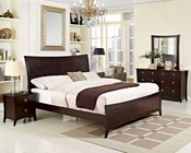 Modway Elizabeth Bedroom Set in Cappuccino MY-MOD-5000SET