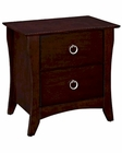 Modway Elizabeth Nightstand in Cappuccino MY-MOD-5002