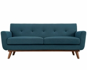 Modway Engage Loveseat in Azure MY-EEI-1179