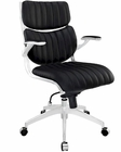 Modway Escape Midback Office Chair in Black MY-EEI-1028
