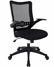 Modway Explorer Mid Back Office Chair in Black MY-EEI-1104