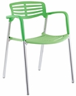 Modway Fleet Metal Stacking Meeting Chair MY-EEI-236