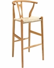 Modway Hourglass Bar Stool in Natural MY-EEI-1079