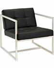 Modway Hover Lounge Chair in Black MY-EEI-263